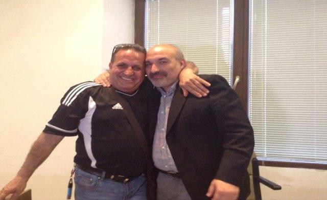 Giovanni Gabriele e Bruno Palermo