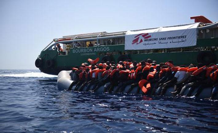 nave soccorso migranti msf
