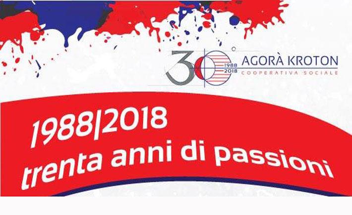 30 anni agora kroton