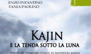 libro Kajin e la tenda sotto la luna