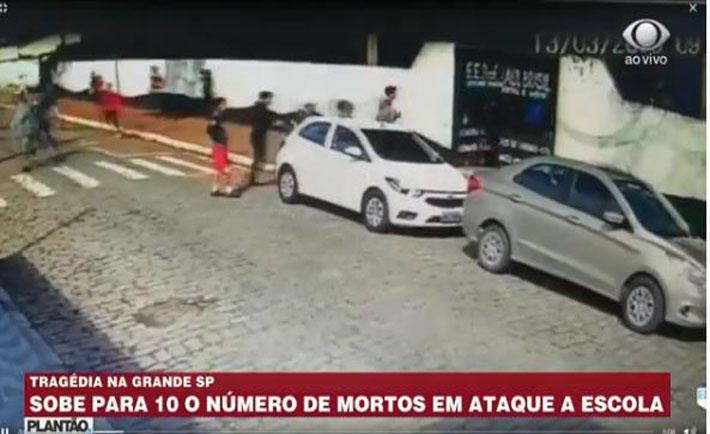 brasile, sparatoria scuola san paolo