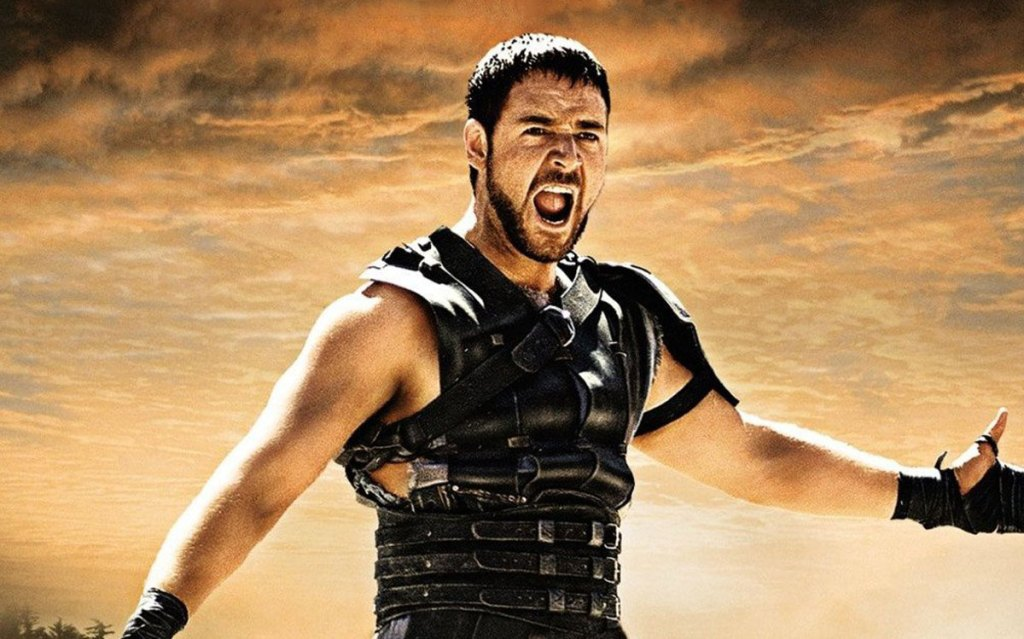 il gladiatore trama cast curiosita