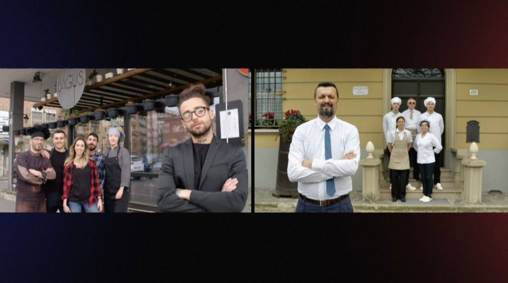 restaurant swap cambio ristornate bologna