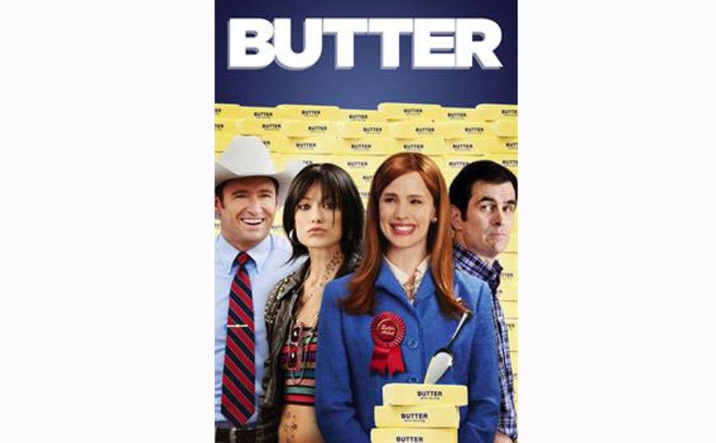 butter trama cast