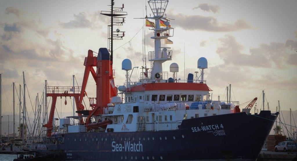 sea watch 4