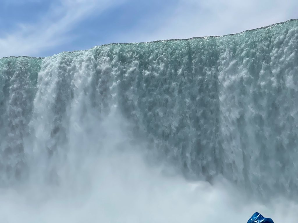 Horseshoe Falls from Maid of the Mist