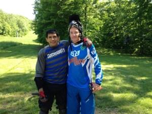 Patricio Mercado and Gerry Creighton - Community Bikes and Boards