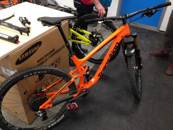 Transition Bikes Smuggler!