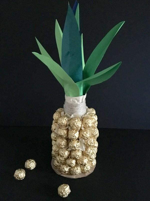 Ananas Geschenk