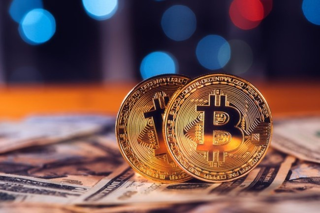 bitcoin cryptocurrency cryptomunten