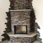 Warmequelle Und Optisches Highlight Im Haus Der Gemauerter Kamin Werkstattofen