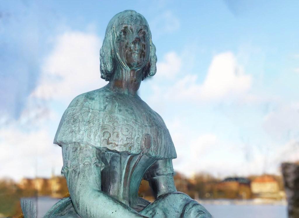 Jenny Lind statue, Djurgården, Stockholm