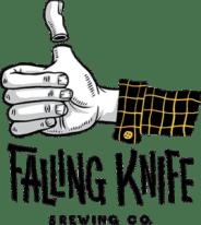 Falling Knife Logo