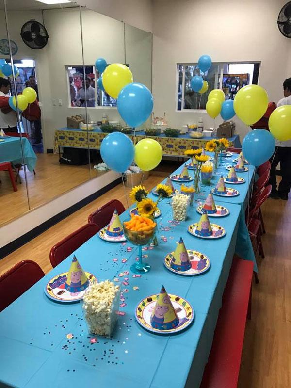 Kids Birthday Party Places Houston Tx