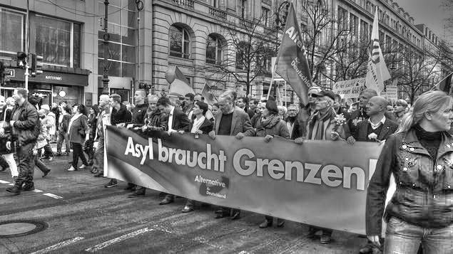 Sozialdemokraten und Zuwanderung