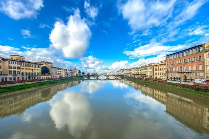 Correre a Firenze