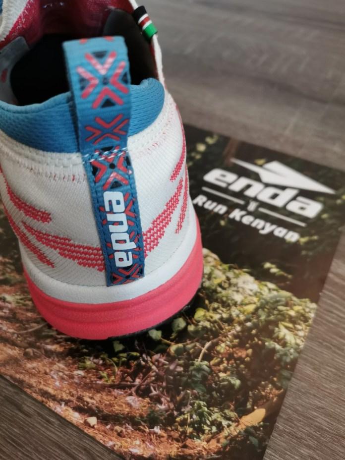 ENDA Lapatet, una scarpa comoda e versatile per gli allenamenti di tutti i giorni
