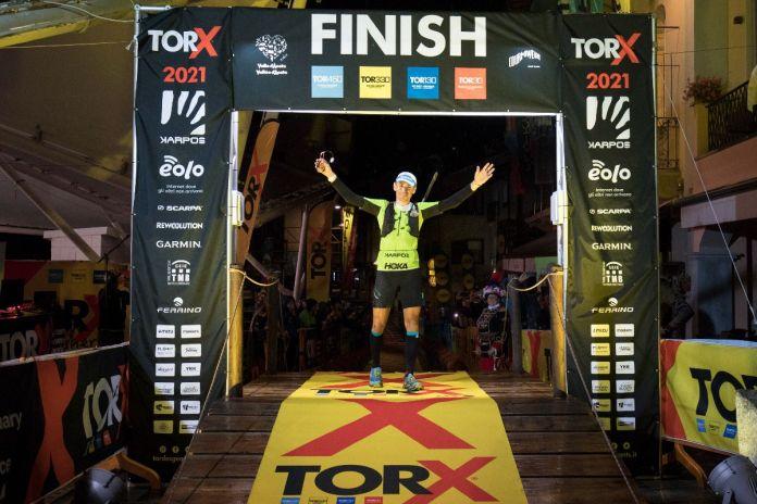 TORX 2021: si conclude l'evento di trail running più atteso