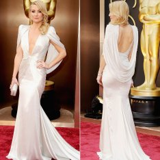 Kate Hudson in Atelier Versace at the 2014 Oscars