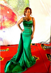Toke Makinwa at The the Headies