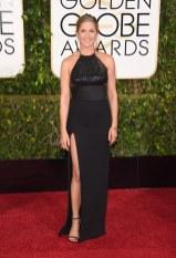 Jennifer Aniston attends the 72nd annual Golden Globe Awards