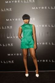 Mocheda at the Maybelline launch