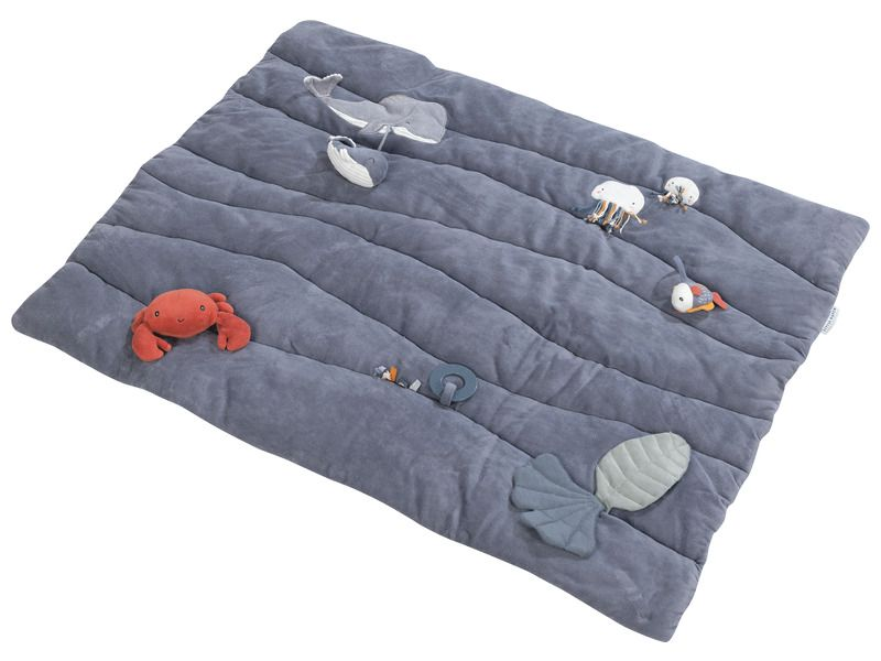 tapis d eveil monde marin
