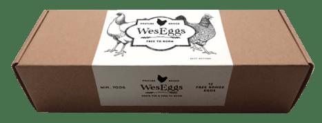 Dozen Free Range Eggs