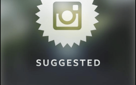 Suggested Users