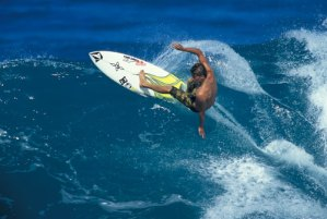 Surfing - Bruce Irons