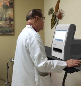Ancon Medical Breath Screening Device