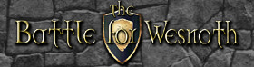 The Battle of Wesnoth: juego de estrategia por turnos.