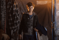 "GOTHAM: Bruce Wayne (David Mazouz) goes into hiding in the ""Lovecraft"" episode of GOTHAM airing Monday, Nov. 24 (8:00-9:00 PM ET/PT) on FOX. ©2014 Fox Broadcasting Co. Cr: Jessica Miglio/FOX"
