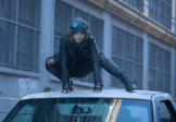 """GOTHAM: Selina Kyle (Camren Bicondova) makes a stealthy entrance in the """"The Mask"""" episode of GOTHAM airing Monday, Nov. 10 (8:00-9:00 PM ET/PT) on FOX. ©2014 Fox Broadcasting Co. Cr: Jessica Miglio/FOX"""