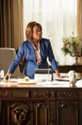 "STATE OF AFFAIRS -- ""Secrets & Lies"" Episode 102 -- Pictured: Alfre Woodard as President Constance Payton -- (Photo by: Neil Jacobs/NBC)"