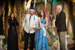 """PARKS AND RECREATION -- """"Prom"""" Episode 618 -- Pictured: (l-r) Aubrey Plaza as April Ludgate, Chris Pratt as Andy Dwyer -- (Photo by: Colleen Hayes/NBC)"""