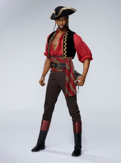 PETER PAN LIVE! -- Season: 2014 -- Pictured: Dominique Kelley as Pirate -- (Photo by: Patrick Randak/NBC)