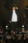 ONE DIRECTION: THE TV SPECIAL -- Pictured: Louis Tomlinson of the band One Direction -- (Photo by: Jeff Daly/NBC)