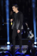 ONE DIRECTION: THE TV SPECIAL -- Pictured: Zayn Malik of the band One Direction -- (Photo by: Jeff Daly/NBC)