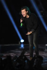 ONE DIRECTION: THE TV SPECIAL -- Pictured: Harry Styles of the band One Direction -- (Photo by: Jeff Daly/NBC)