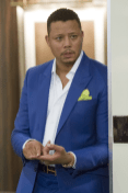 """EMPIRE: Lucious (Terrence Howard) runs a music empire in the """"Outspoken King"""" episode of EMPIRE airing Monday, Jan. 14 (9:00-10:00 PM ET/PT) on FOX. ©2014 Fox Broadcasting Co. CR: Chuck Hodes/FOX"""