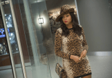"""EMPIRE: Cookie (Taraji P. Henson) shows up at Empire in the """"Outspoken King"""" episode of EMPIRE airing Monday, Jan. 14 (9:00-10:00 PM ET/PT) on FOX. ©2014 Fox Broadcasting Co. CR: Chuck Hodes/FOX"""