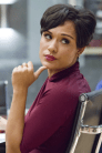 "EMPIRE: Anika (Grace Gealey) in the ""Outspoken King"" episode of EMPIRE airing Monday, Jan. 14 (9:00-10:00 PM ET/PT) on FOX. ©2014 Fox Broadcasting Co. CR: Chuck Hodes/FOX"
