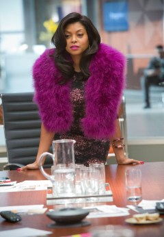 """EMPIRE: Cookie (Taraji P. Henson) demands attention in the """"False Imposition"""" episode of EMPIRE airing Wednesday, Jan. 28 (9:00-10:00 PM ET/PT) on FOX. ©2014 Fox Broadcasting Co. CR: Chuck Hodes/FOX"""