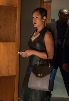 """EMPIRE: Anika (Grace Gealey, L) is all business in the """"False Imposition"""" episode of EMPIRE airing Wednesday, Jan. 28 (9:00-10:00 PM ET/PT) on FOX. ©2014 Fox Broadcasting Co. CR: Matt Dinnerstein/FOX"""