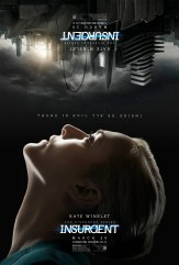 """""""The Divergent Series: Insurgent"""" Kate Winslet as Jeanine"""