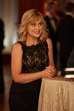 "PARKS AND RECREATION -- ""2017"" Episode 701 -- Pictured: Amy Poehler as Leslie Knope -- Photo by: (Ben Cohen/NBC)"