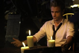 "CONSTANTINE -- ""Quid Pro Quo"" Episode 110 -- Pictured: Matt Ryan as Constantine -- (Photo by: Annette Brown/NBC)"