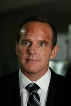 """MARVEL'S AGENTS OF S.H.I.E.L.D. - """"Aftershocks"""" - In the midseason premiere, """"Aftershocks,"""" Coulson's team must deal with the consequences of their war with Hydra as shocking revelations threaten to tear them apart, and Hydra makes a dangerous move that may involve a traitor in S.H.I.E.L.D.'s midst. """"Marvel's Agents of S.H.I.E.L.D."""" returns for a dynamic, action-packed second half of season two, TUESDAY, MARCH 3 (9:00-10:00 p.m., ET) on the ABC Television Network. (ABC/Kelsey McNeal) CLARK GREGG"""