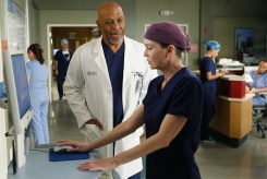 "VIDEO: Sneak Peek & Synopsis of 'Grey's Anatomy' Season 11, Episode 11 ""All I Could Do Was Cry"""